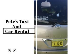 Airport Taxi Service Antigua1